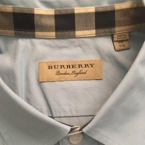 Burberry William Woven shirt